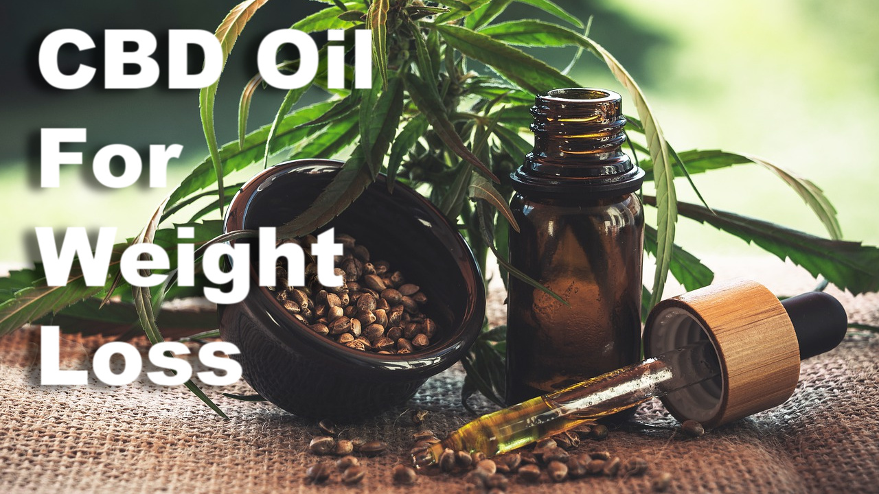 CBD Oil for Weight Loss