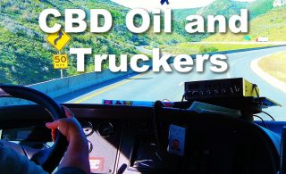 Can Truck Drivers use CBD Oil_