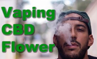 Vaping CBD Flower