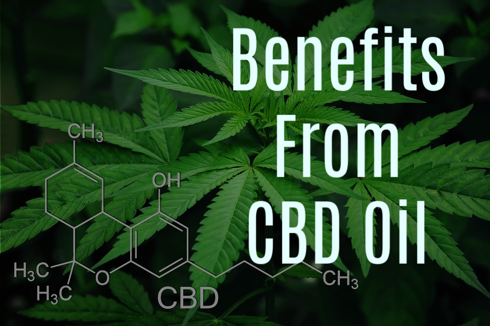 3 Benefits of CBD Oil You Haven't Heard Before